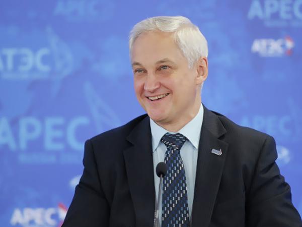 Помощник президента РФ Андрей Белоусов. кадр: ntv.ru