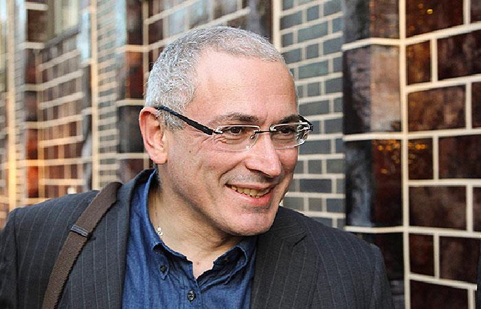 Ходорковский -  олигарх, выпущенный на свободу.
