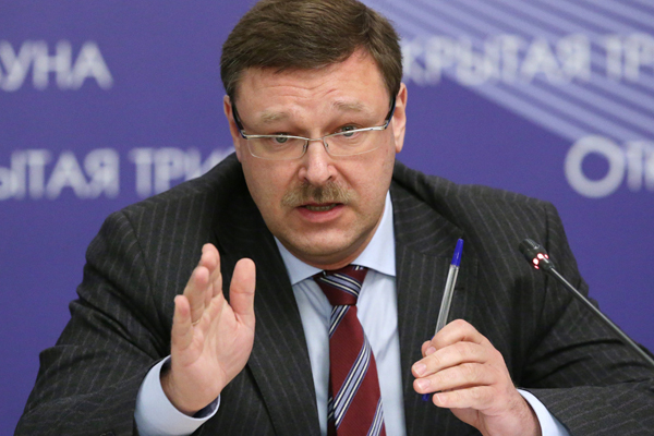 Косачев: РФ должна ответить на «репрессивные» решения ЕС