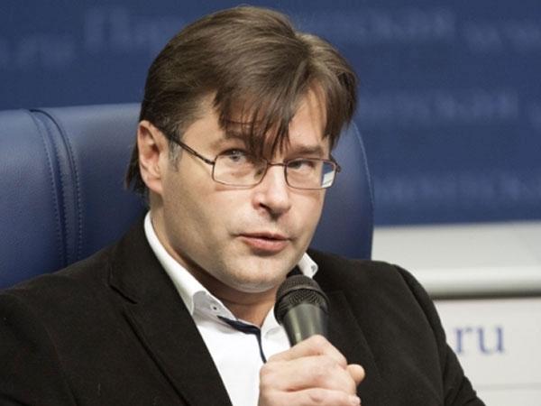 Генеральный директор Центра политической информации Алексей Мухин.