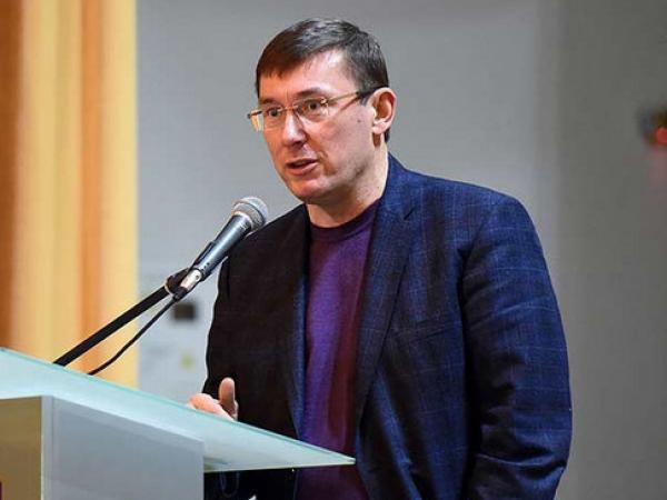 Глава фракции «Блок Петра Порошенко» Юрий Луценко.