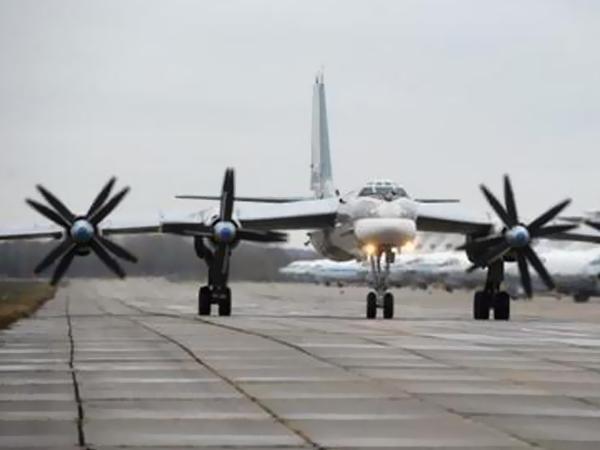 Один член экипажа погиб в аварии бомбардировщика Ту-95
