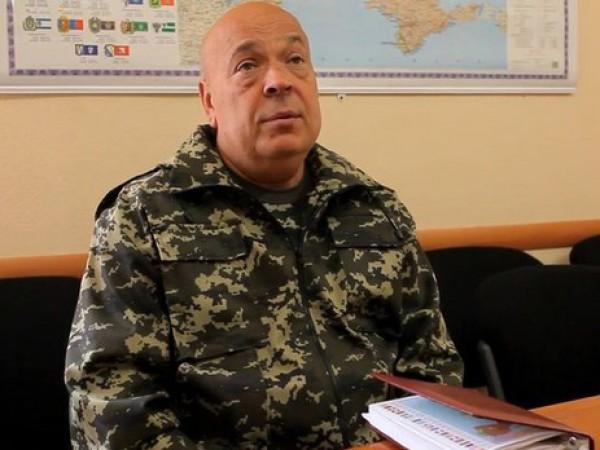 Военный губернатор Луганской области Геннадий Москаль.