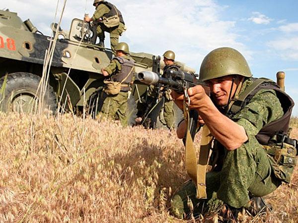 В Дагестане и Астраханской области подняты по тревоге 800 морпехов