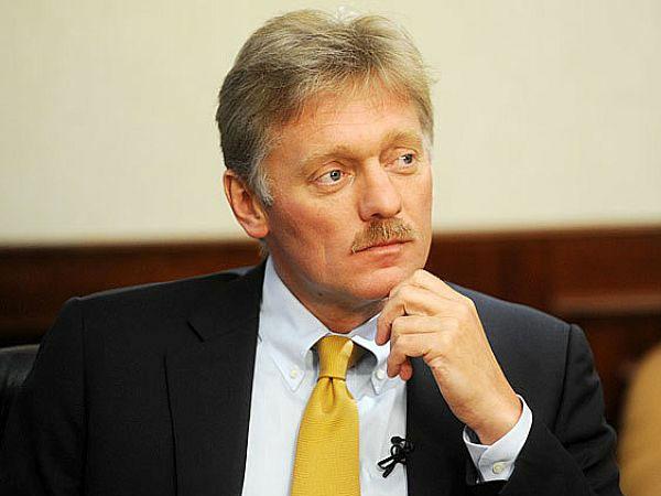 Пресс-секретарь президента РФ Дмитрий Песков.