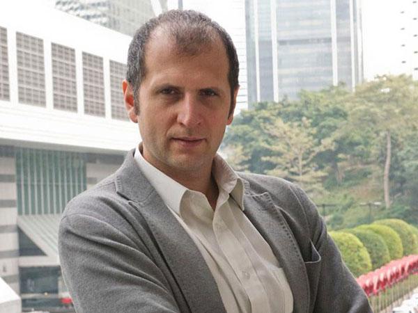 Директор по развитию бизнеса AliExpress в России и СНГ Марк Завадский.
