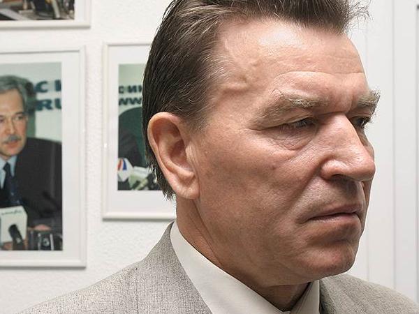 Депутат Николай Антошкин.