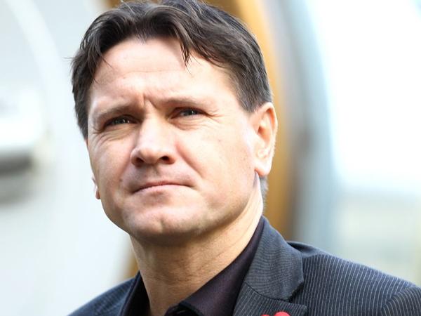 Главный тренер футбольного клуба «Спартак» Дмитрий Аленичев.