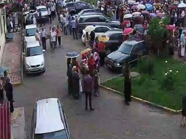 ЧГТРК  «Грозный» назвала события у офиса «Комитета против пыток» пикетом