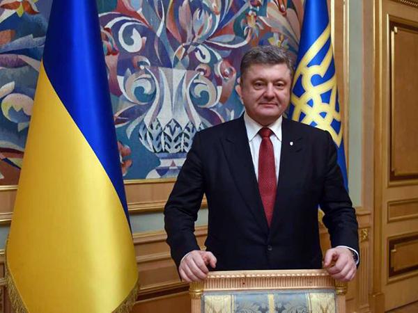 Порошенко: Российская власть потеряла связь со своими войсками в Донбассе