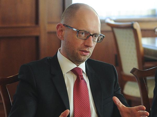 Яценюк: Мы хотим видеть американских владельцев украинских госпредприятий