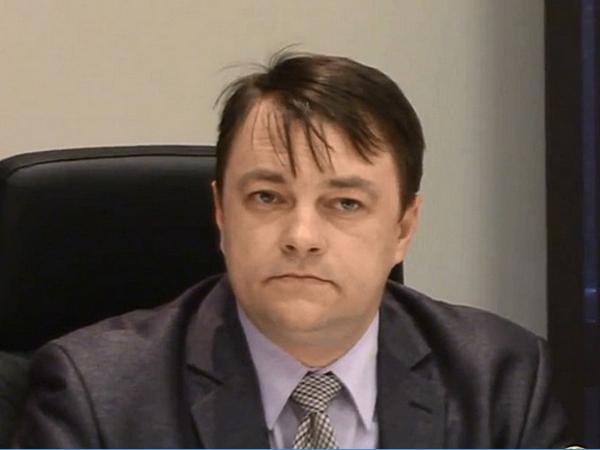 Глава администрации главы ДНР Максим Лещенко.