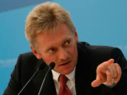 Пресс-секретарь президента РФ Дмитрий Песков. кадр: vesti.ru