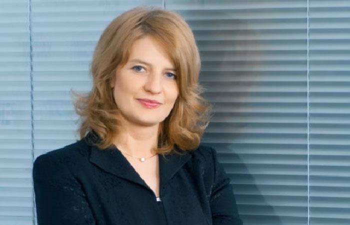 Наталья Касперская - гендиректор InfoWatch, соучредитель «Лаборатории Касперского»