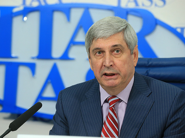 Первый вице-спикер Госдумы Иван Мельников.