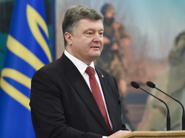 Порошенко: Тотальная приватизация на Украине пройдет без россиян
