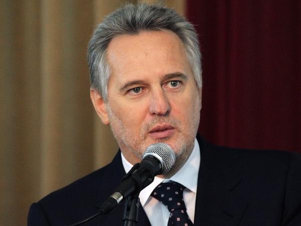Олигарх Фирташ хочет убрать Яценюка: «Им не нужен мир на Украине»