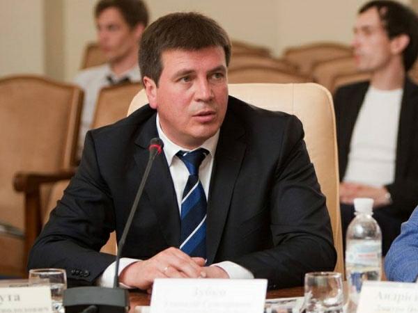 Вице-премьер правительства Украины Геннадий Зубко.