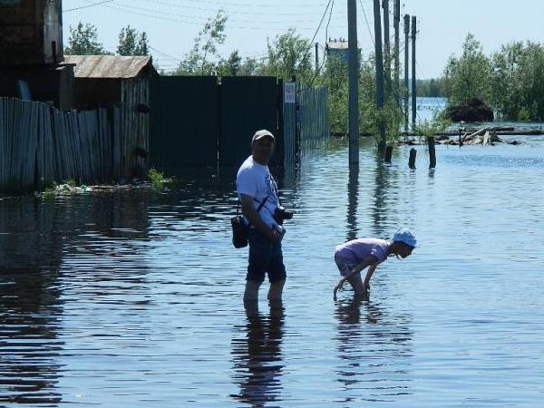 Паводковая ситуация в Югре остаётся тревожной