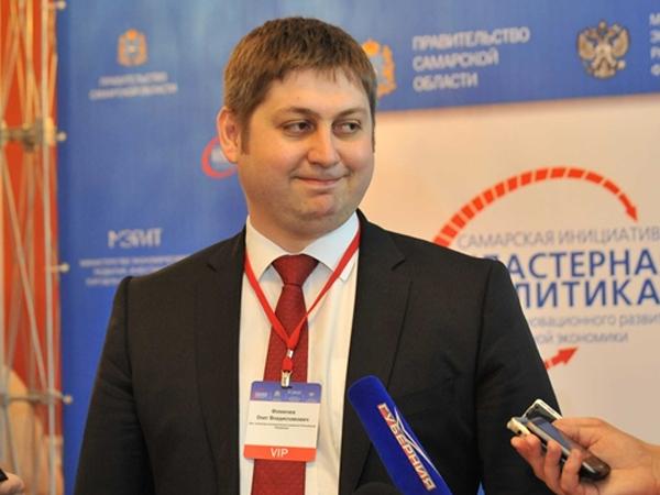 Замминистра министерства экономического развития РФ Олег Фомичев.