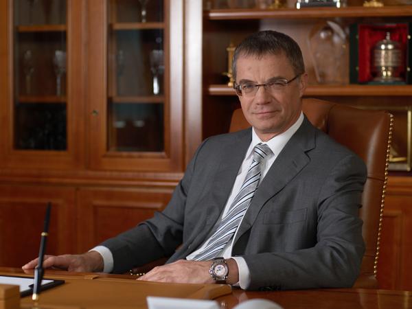 """Заместитель председателя правления """"Газпрома"""" Александр Медведев."""