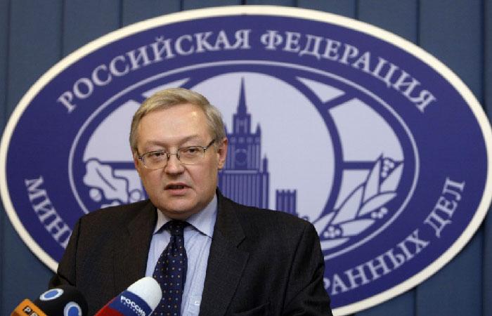 Сергей Рябков - заместитель министра иностранных дел России.