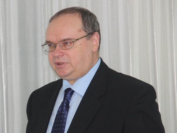 Посол по особым поручениям МИД России Константин Шувалов.