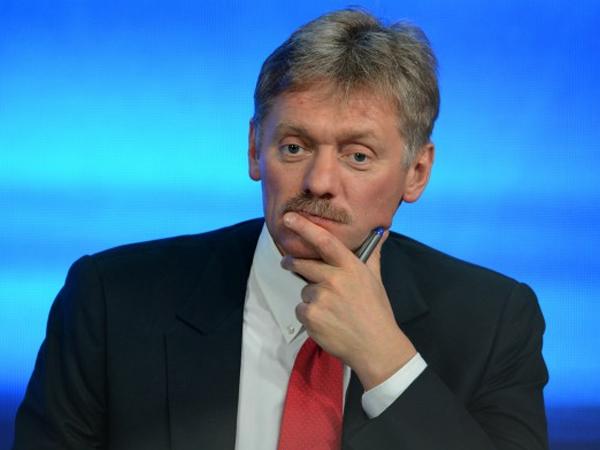 Пресс-секретарь президента РФ Дмитрий Песков. кадр: tvc.ru