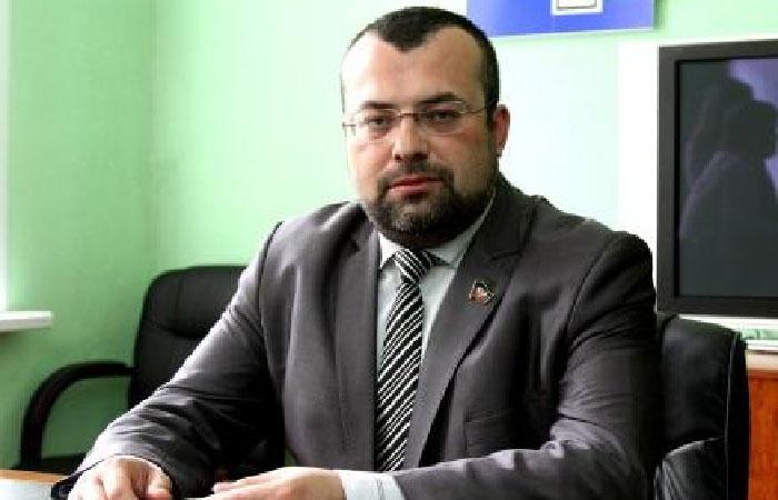 Александр Кофман. министр иностранных дел Донецкой Народной Республики.