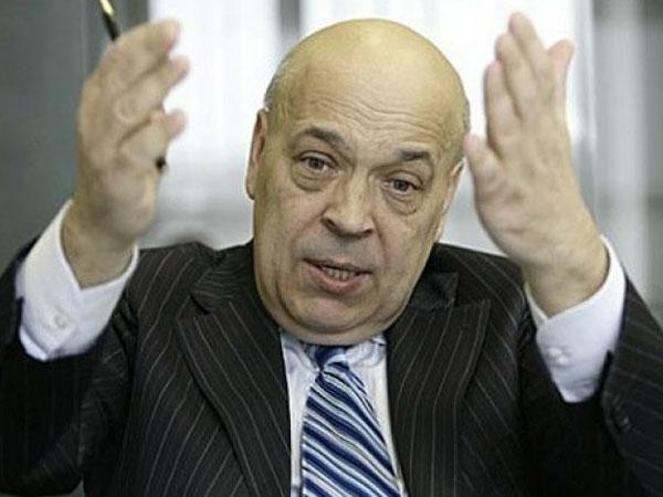 Глава Луганской облгосадминистрации Геннадий Москаль.