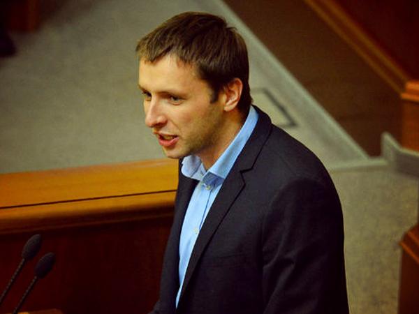 Народный депутат Украины Владимир Парасюк.