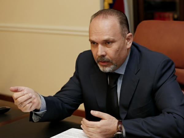 Министр строительства и ЖКХ России Михаил Мень.