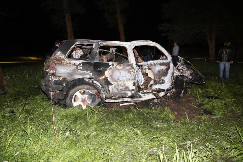 В ДТП на севере Армении погибли семь человек