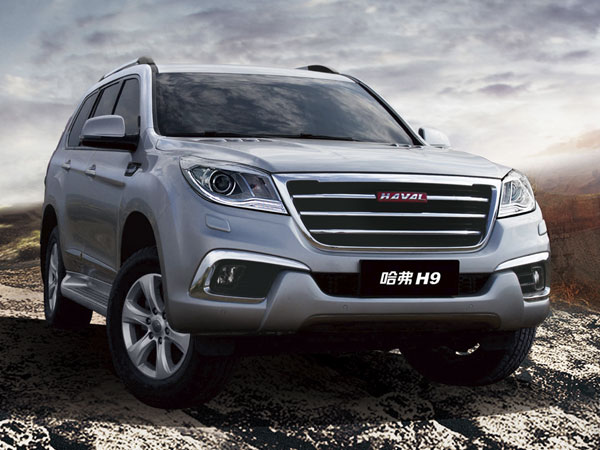 Great Wall Haval H9.