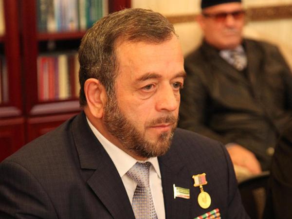 Уполномоченный по правам человека в регионе Нурди Нухажиев.