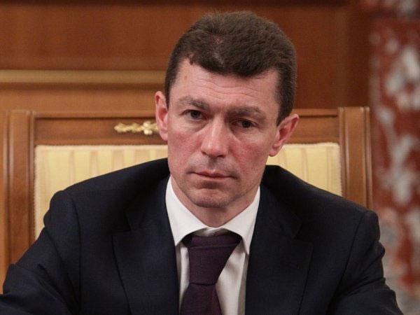 Максим Топилин: В Северной Осетии особенное отношение к старшему поколению
