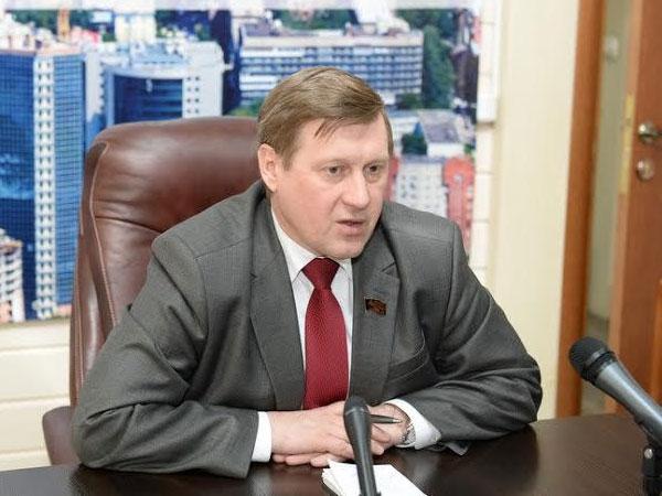 Мэр Новосибирска Анатолий Локоть.
