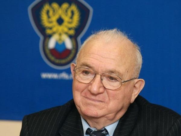 Исполняющий обязанности президента РФС Никита Симонян.