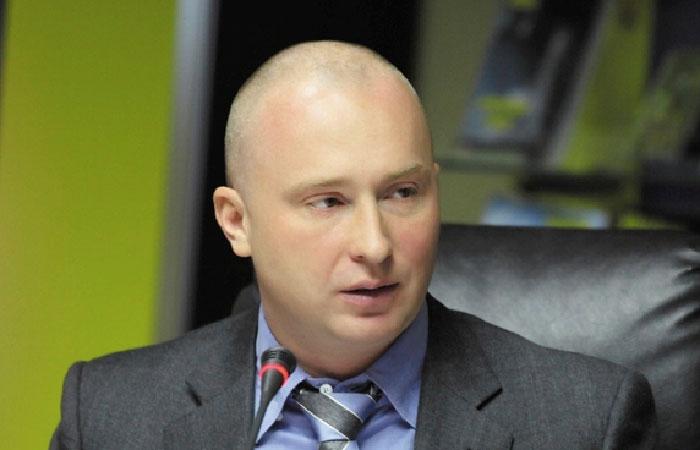 Игорь Лебедев - вице-спикер Госдумы от ЛДПР.