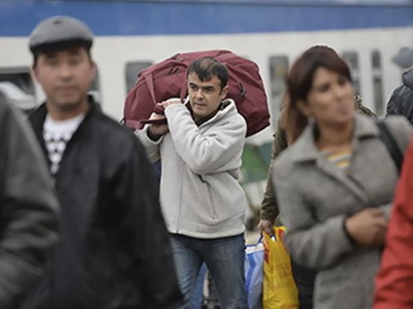 Правительство РФ упростит миграционный режим с Киргизией