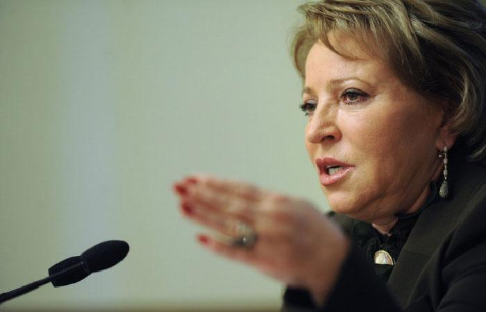 Матвиенко заявила о появлении новой межпарламентской организации в мире