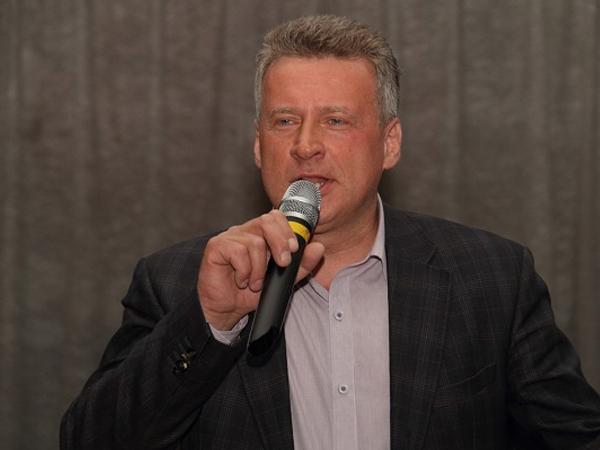 Глава Краснокамска Юрий Чечеткин.