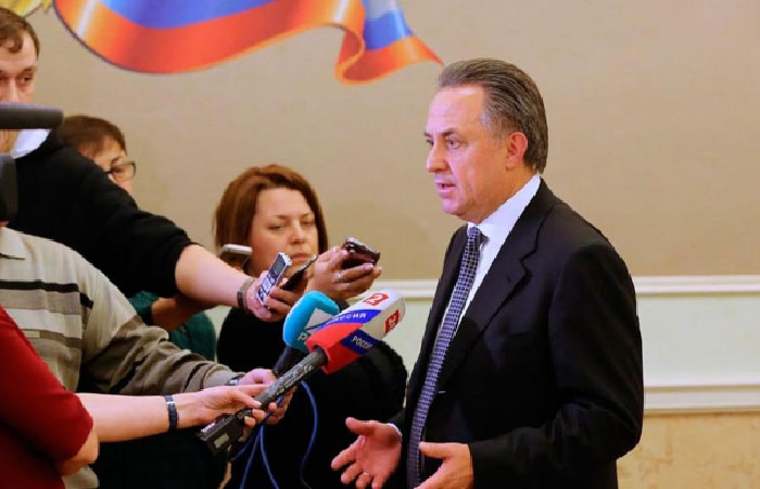 Мутко предложил кандидатуру Сорокина на пост генсека РФС