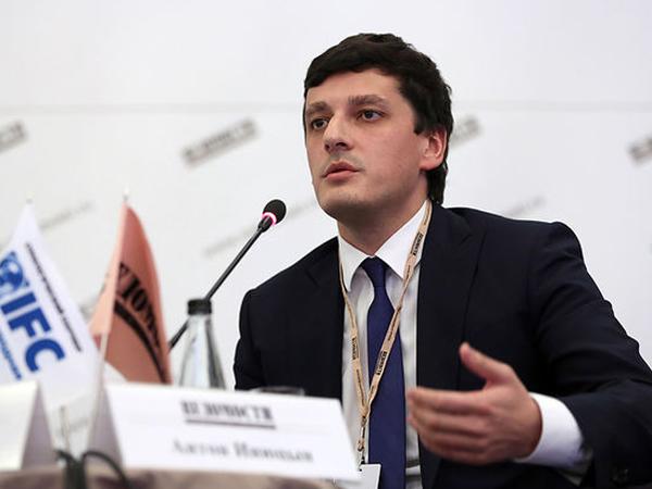 Заместитель министра энергетики Антон Инюцын.