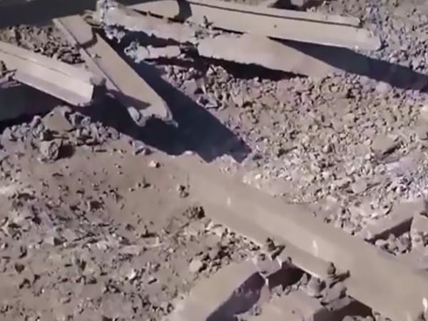 Минтранс ДНР: ВСУ подорвали участок ж/д пути в время движения поезда