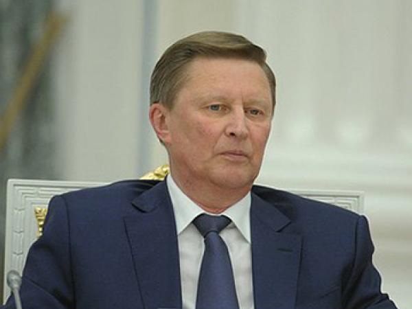 Глава Администрации президента России Сергей Иванов.