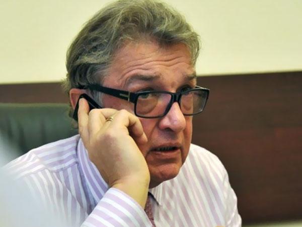 Пресс-секретарь управляющего делами президента РФ Виктор Хреков.