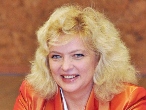 Уполномоченный по правам ребенка в Санкт-Петербурге Светлана Агапитова.