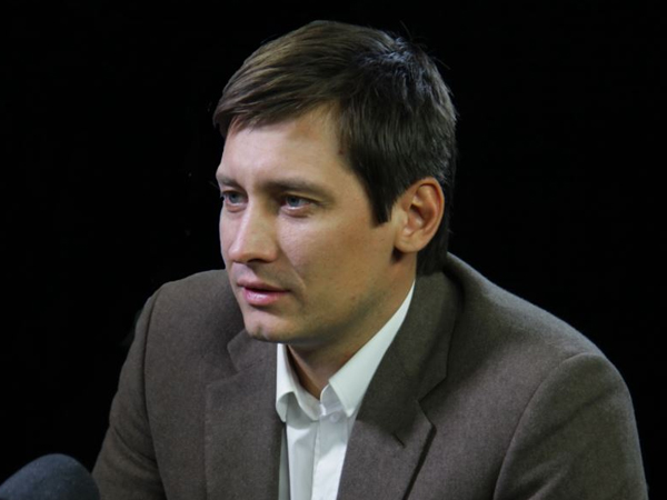 Депутат Госдумы Дмитрий Гудков.