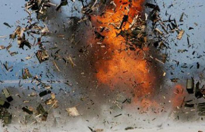 На мине взорвался автомобиль ВСУ— 7 силовиков погибли
